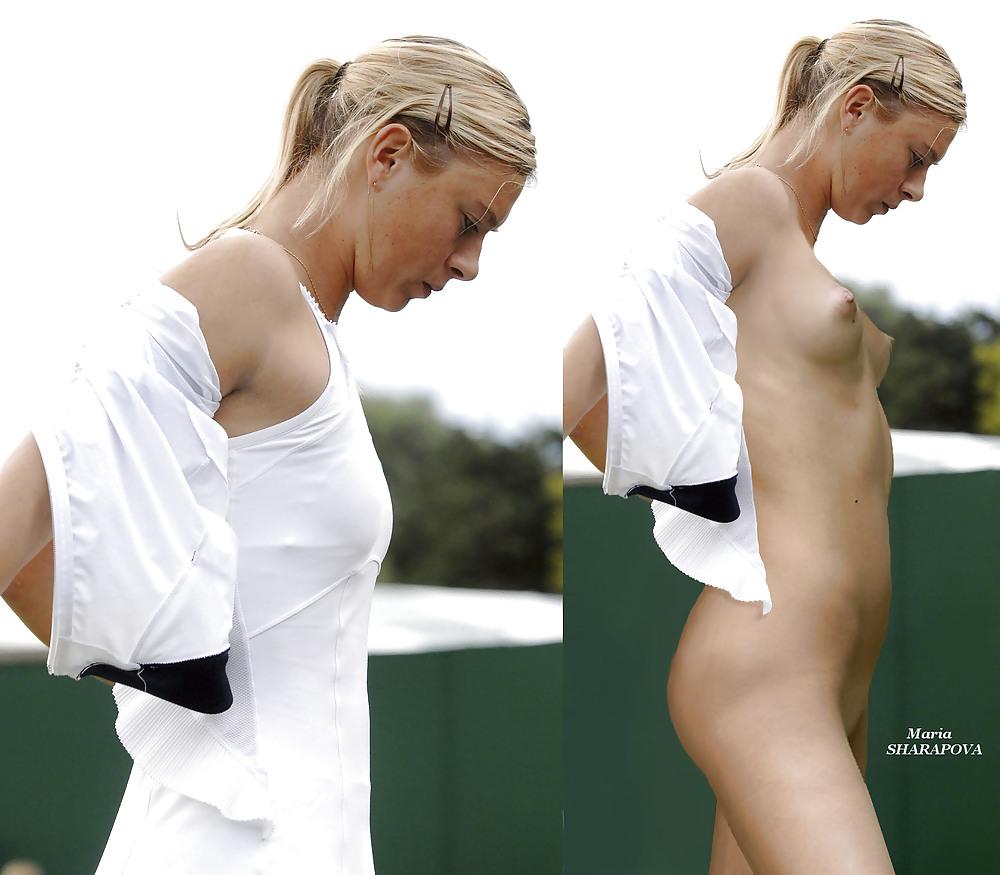 Maria Sharapova Bondage Sex