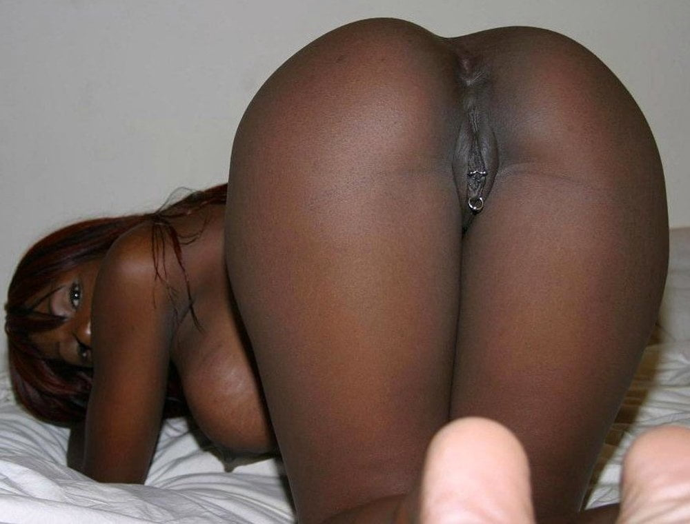 Girl naked black butts — pic 2
