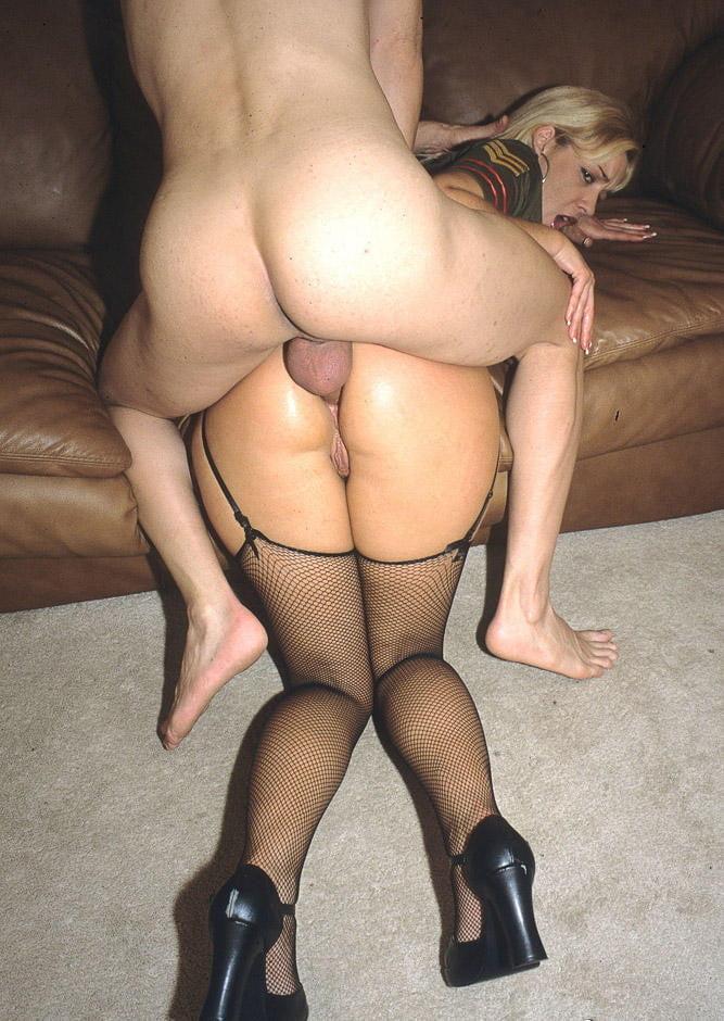 Hardcore Big Butt Slut Rides Cock