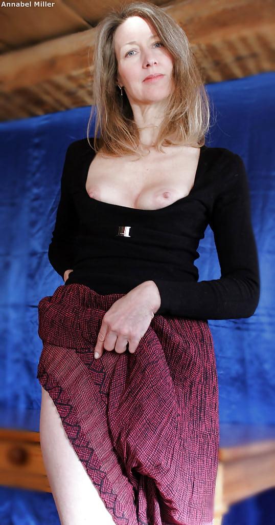 Annabel miller milf nude with dildo