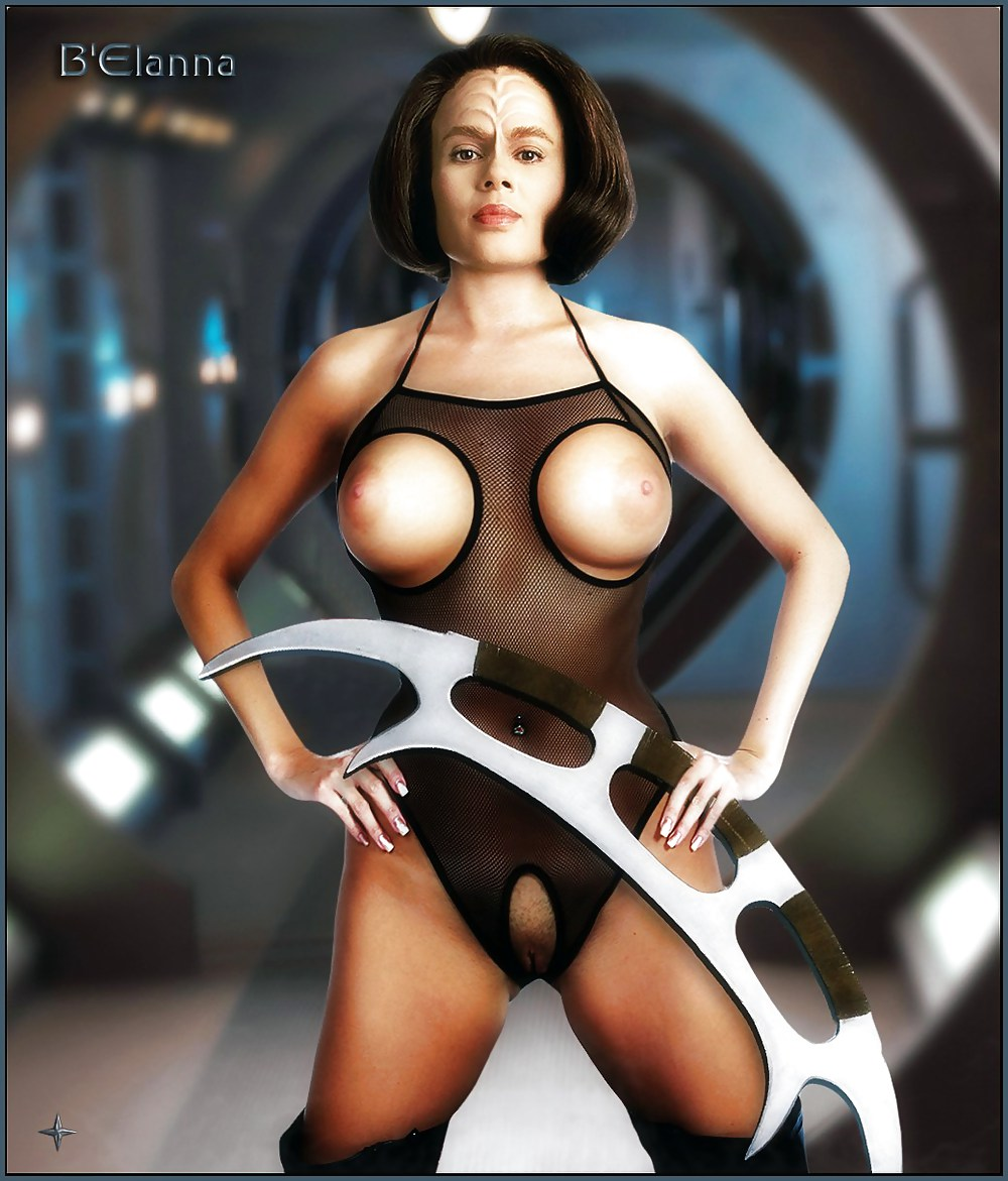 for busty Voyager