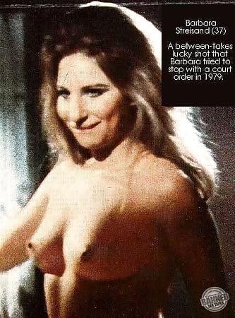 Barbra streisand naked