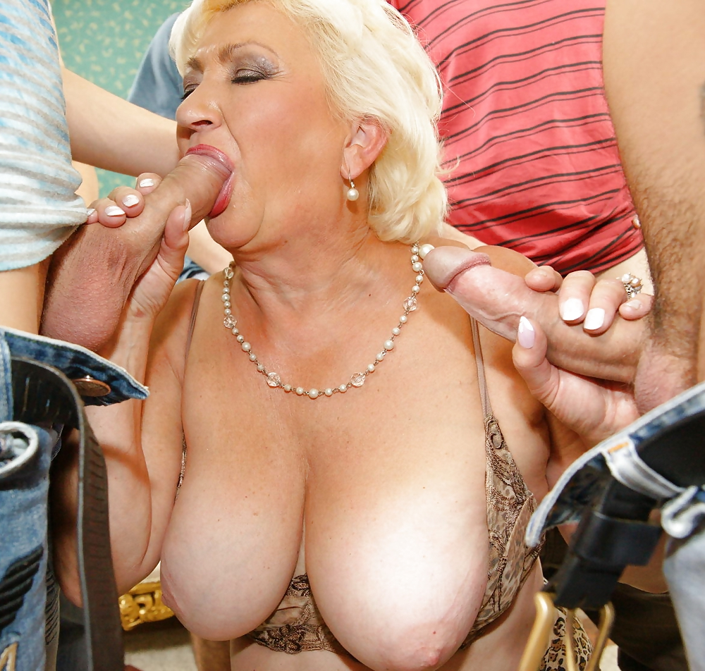 Sexy huge titted older slut anal