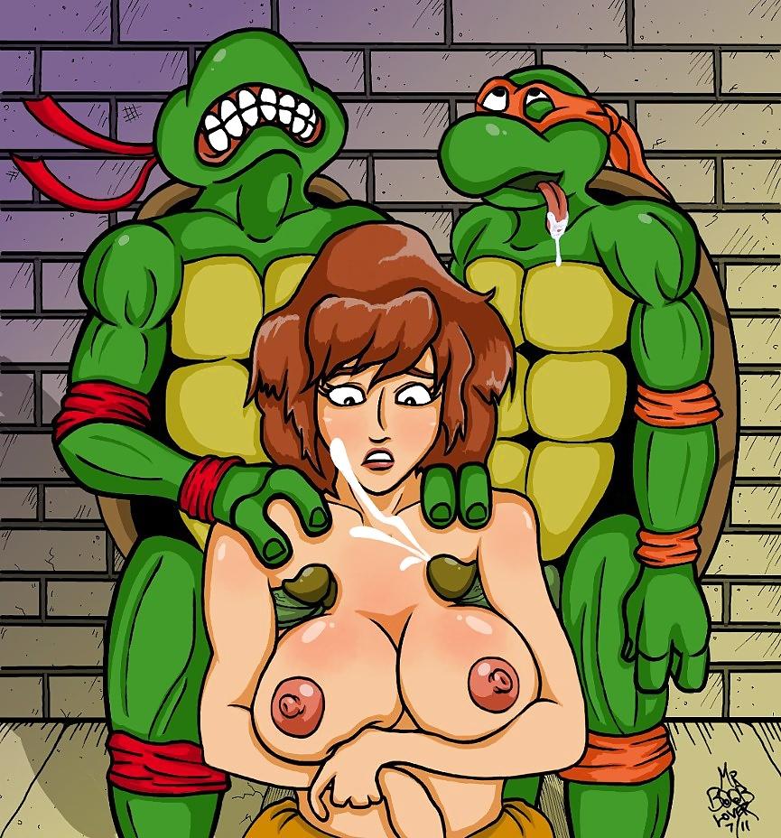 Ten Inch Mutant Ninja Turtles Porn