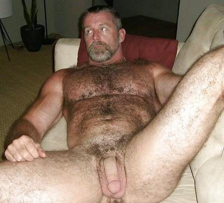 male escort Hairy