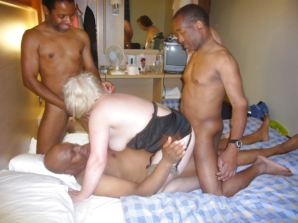 Homemade Mature Interracial