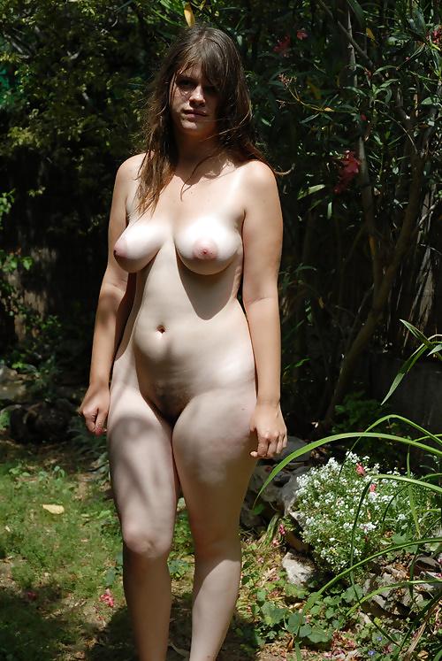 Ordinary plain girls nude