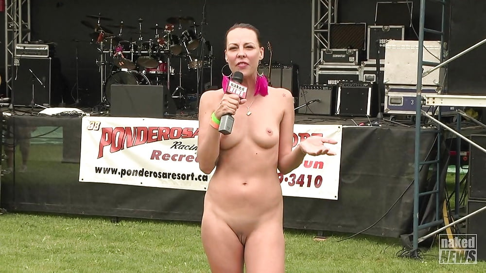 Sexy nude naked news anchors reporters