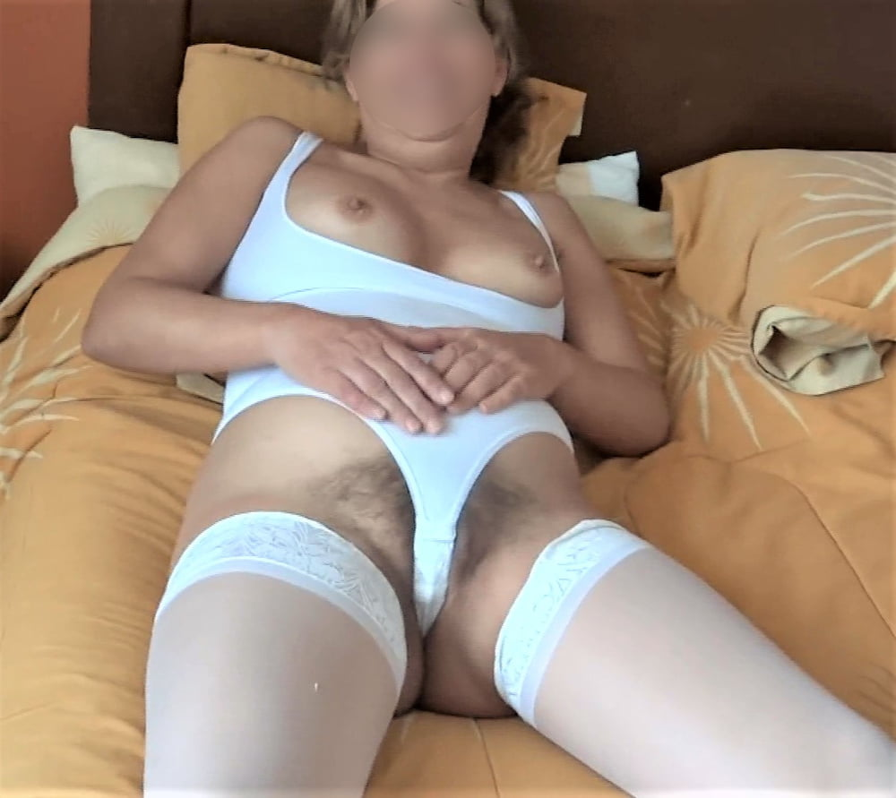 MY HAIRY WIFE, HER VIDEOS AWAIT YOU - 60 Pics