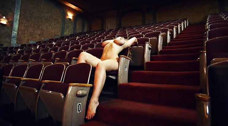Nude babes public-3865