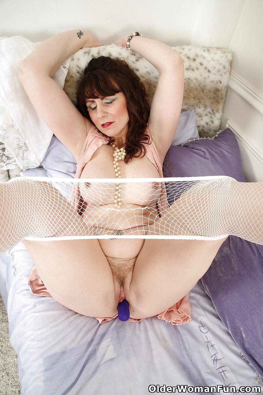 Horny Scottish Milf Sofia Matthews Fingers Her Both Holes In The Office Wearing Suntan Stockings Tnaflix Porn Pics