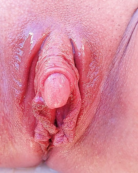 Hubbys Saliva After He Sucked My Clit To Orgasm - 1 Pics -3665