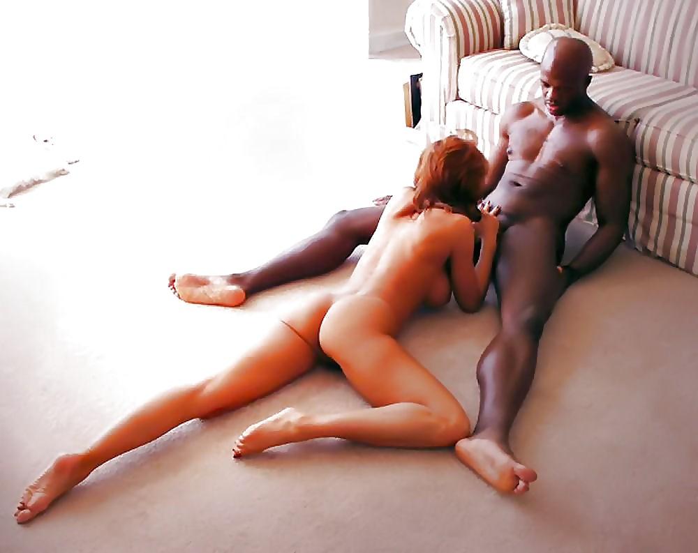 Janet Mason Mandy Monroe Interracial Threesome