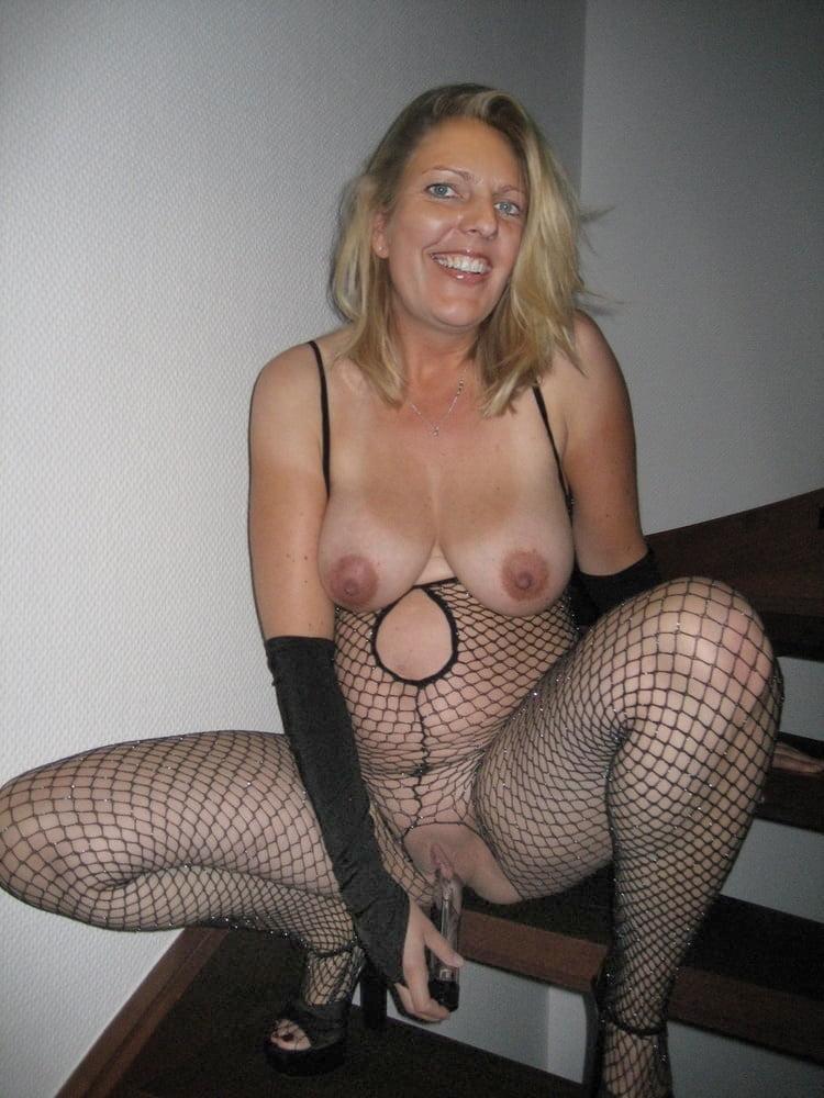 Young amateur pantyhose #1