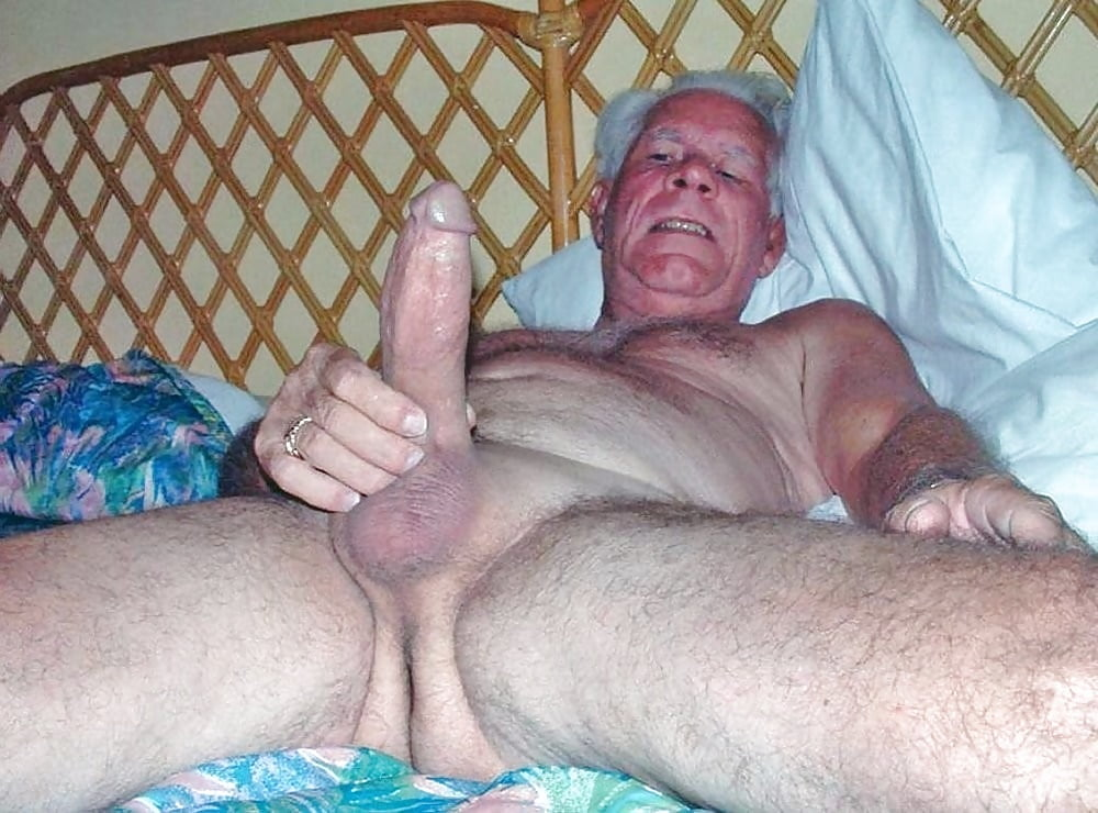 Old men dicks porn — pic 5