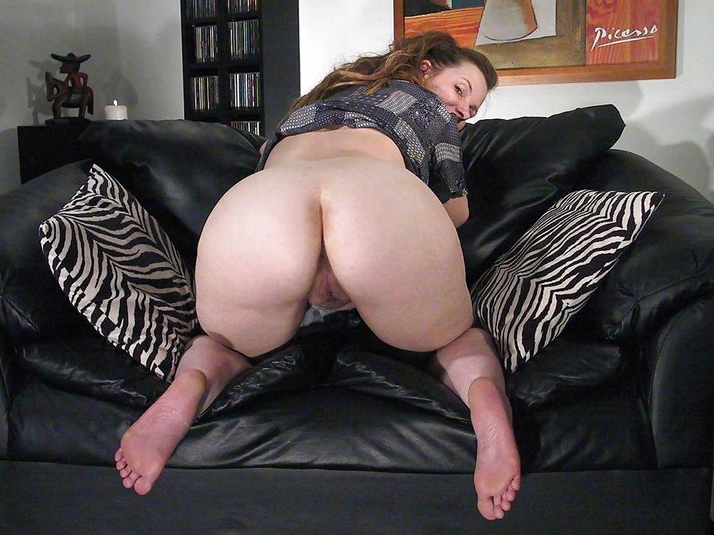 Голые большие попы пожилых женщин — photo 1