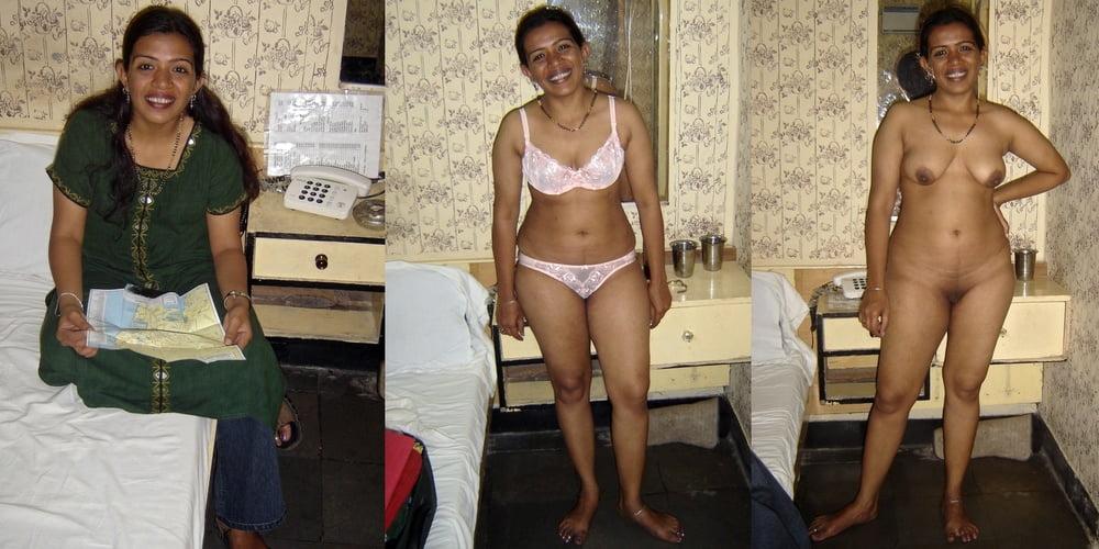 Pakistani girl sanya changing dress self shot photo