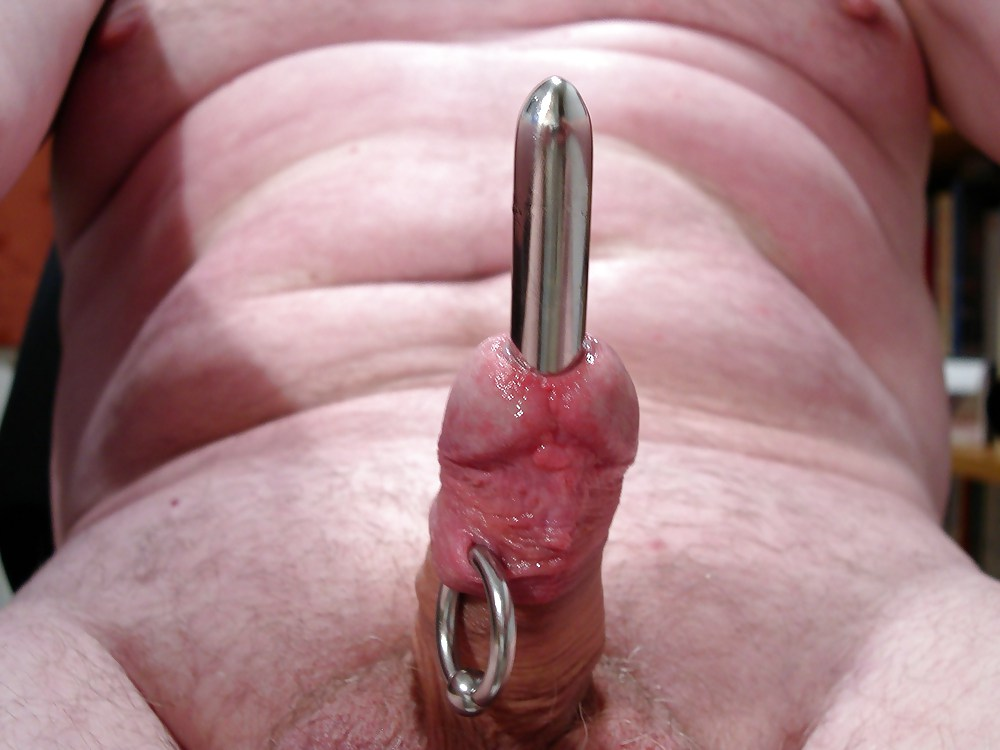 Male urethral sounding all male gay fetish porn