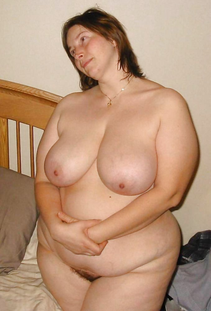 Boobs Fat Lady Mature Naked Gif