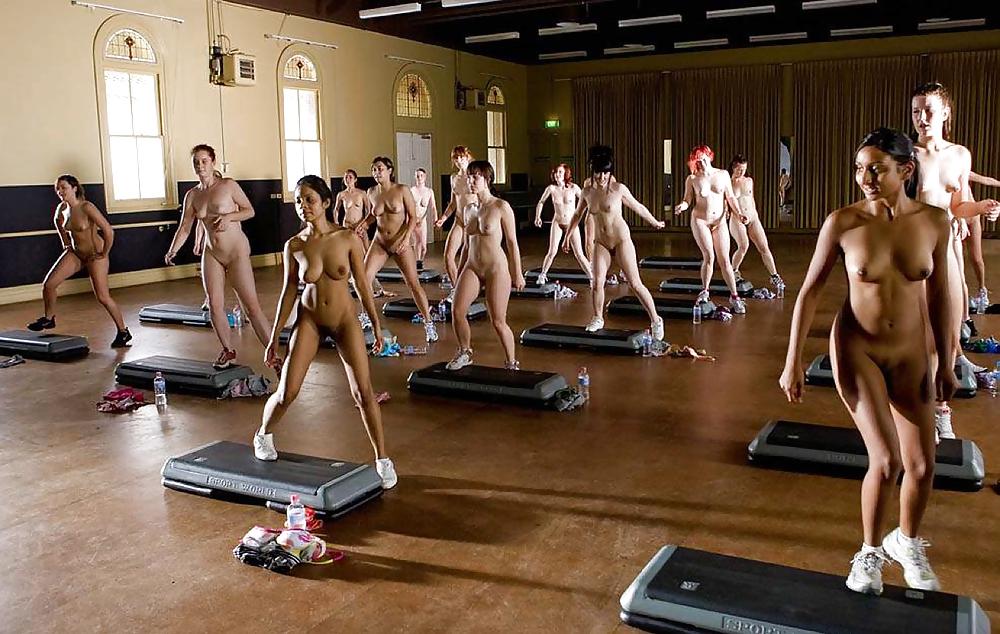 Видео эротические спортивные девушки