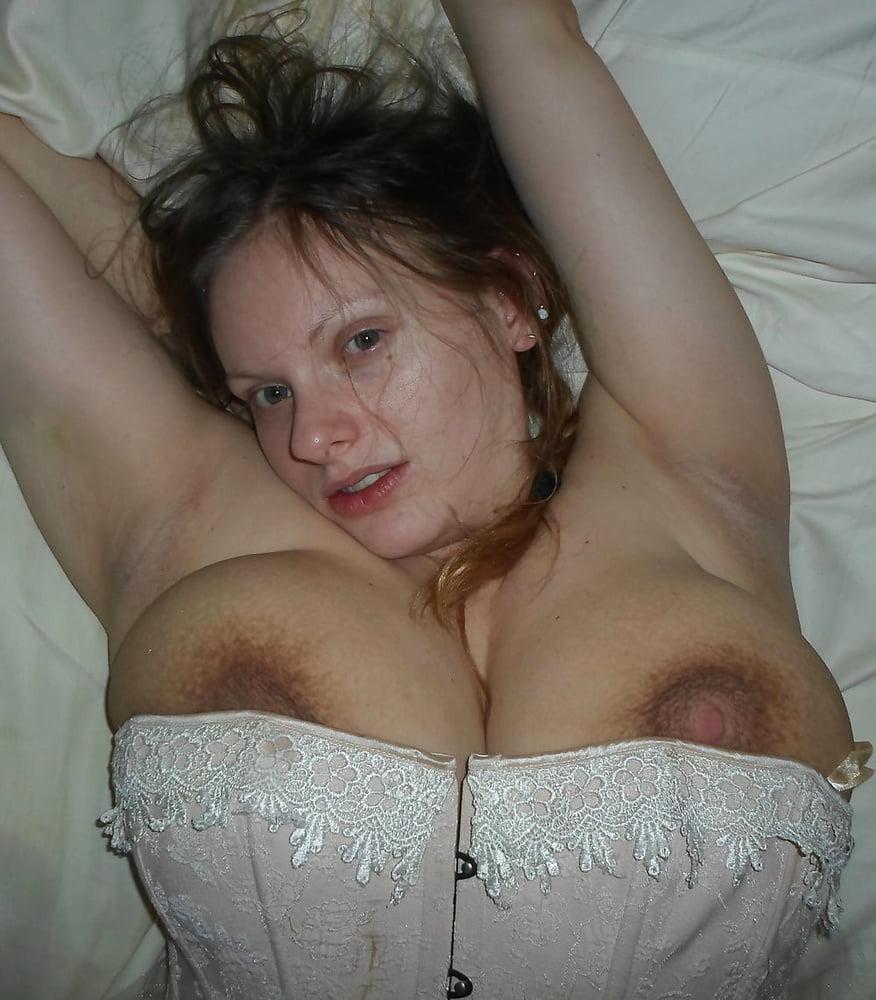 Amateur Big Tits Brunette Solo