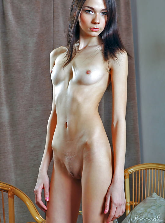 Skinny nude girls small boobs, pic post site group sex