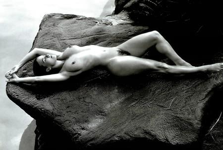 Ideal Nude Promis Masturbiert Png