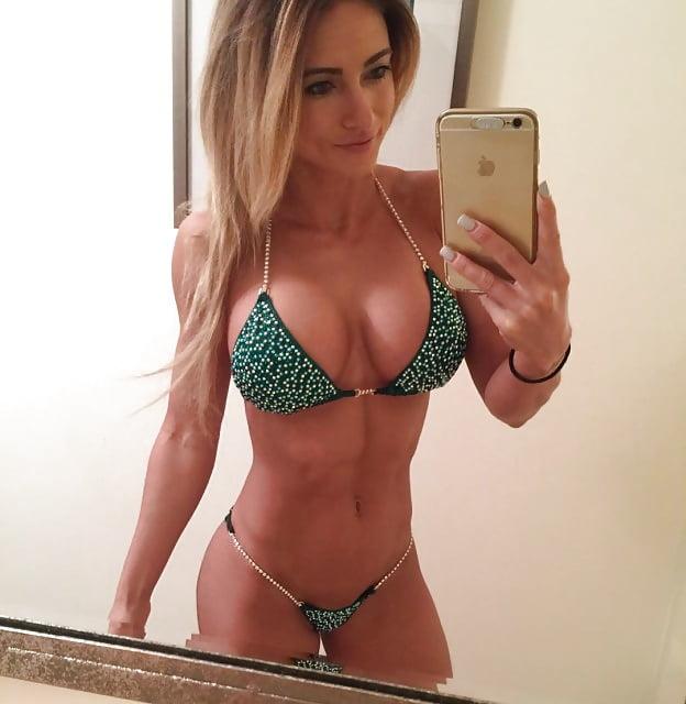 Ifbb bikini pro alyssa germeroth naked aka haley ryder-4844