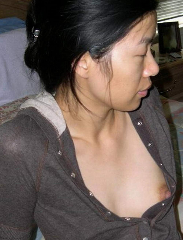Asian boob slip — photo 7