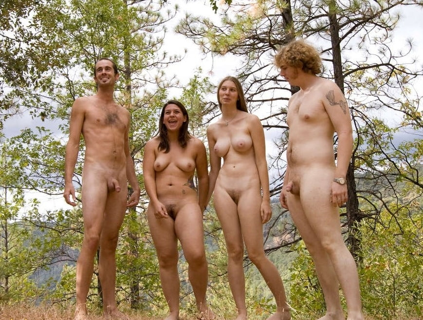 Hot naked families for