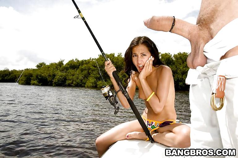 Фото трах на рыбалке, актрисы прайват порно