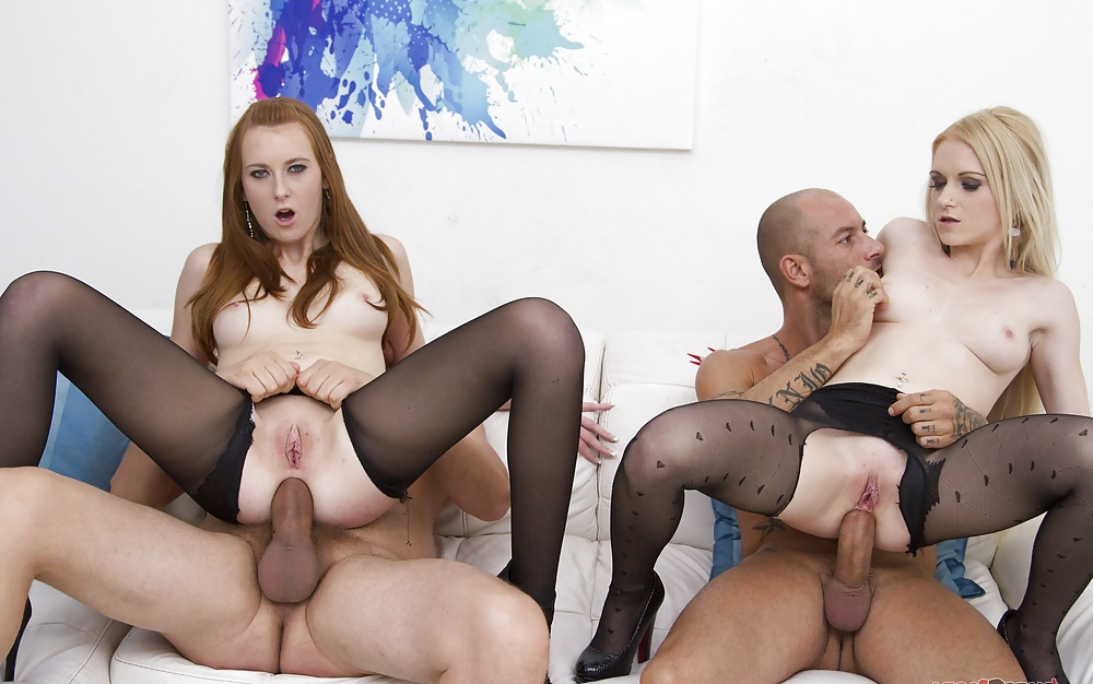 Bang lovely linda sweet ass fucked and gets dp