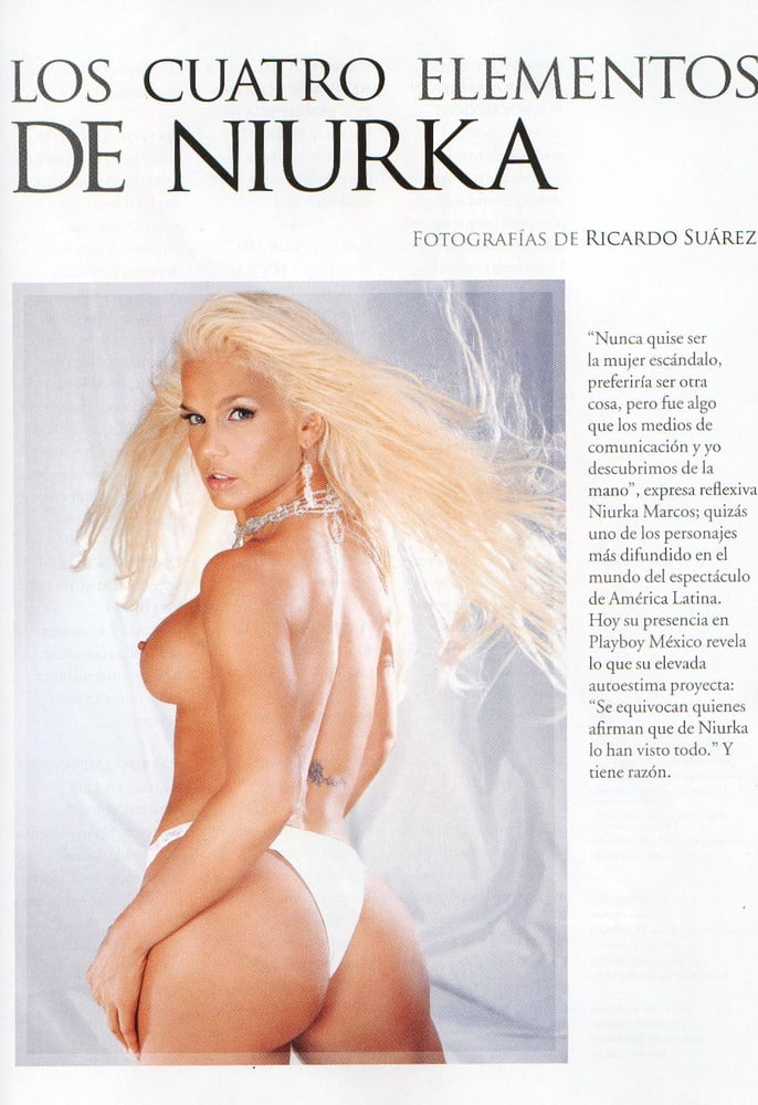 Sex Nuirka Marcos Naked Pic