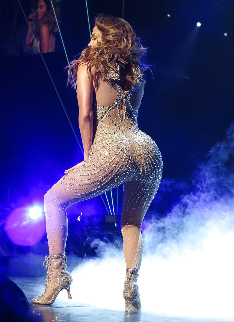 Jennifer Lopez Wears Sheer Catsuits And Diamonds In New Pa Ti And Lonely Photo