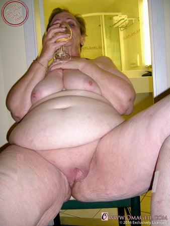 Old Fat Granny Porn
