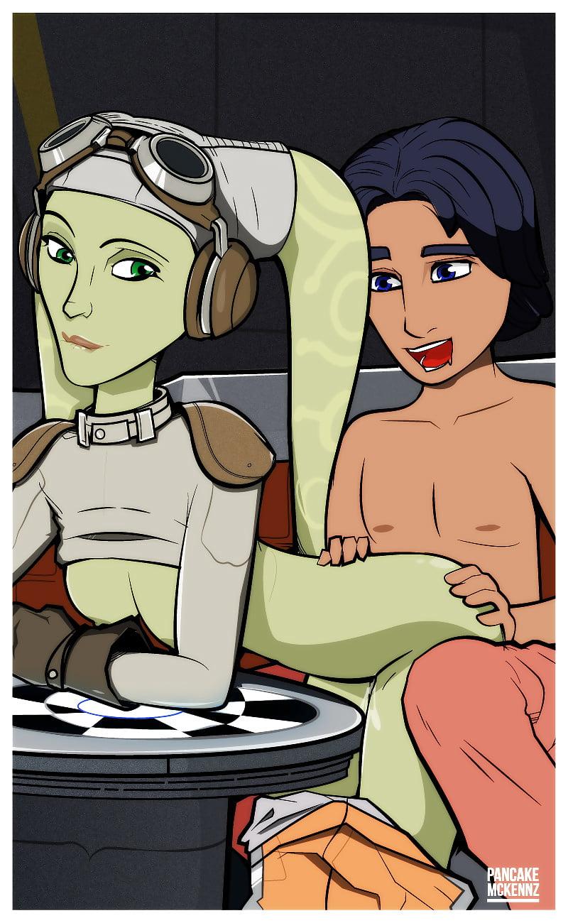 Star wars rebels sabine nackt porno