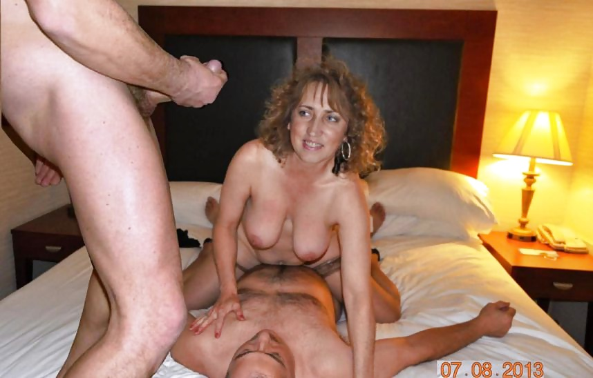 German milf xania fuck the young neighbor son let cum on ass