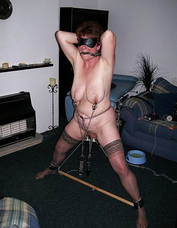 Mature transexual bondage, why are women horny during sex