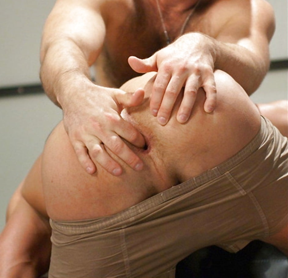 Naked men fingering gifs