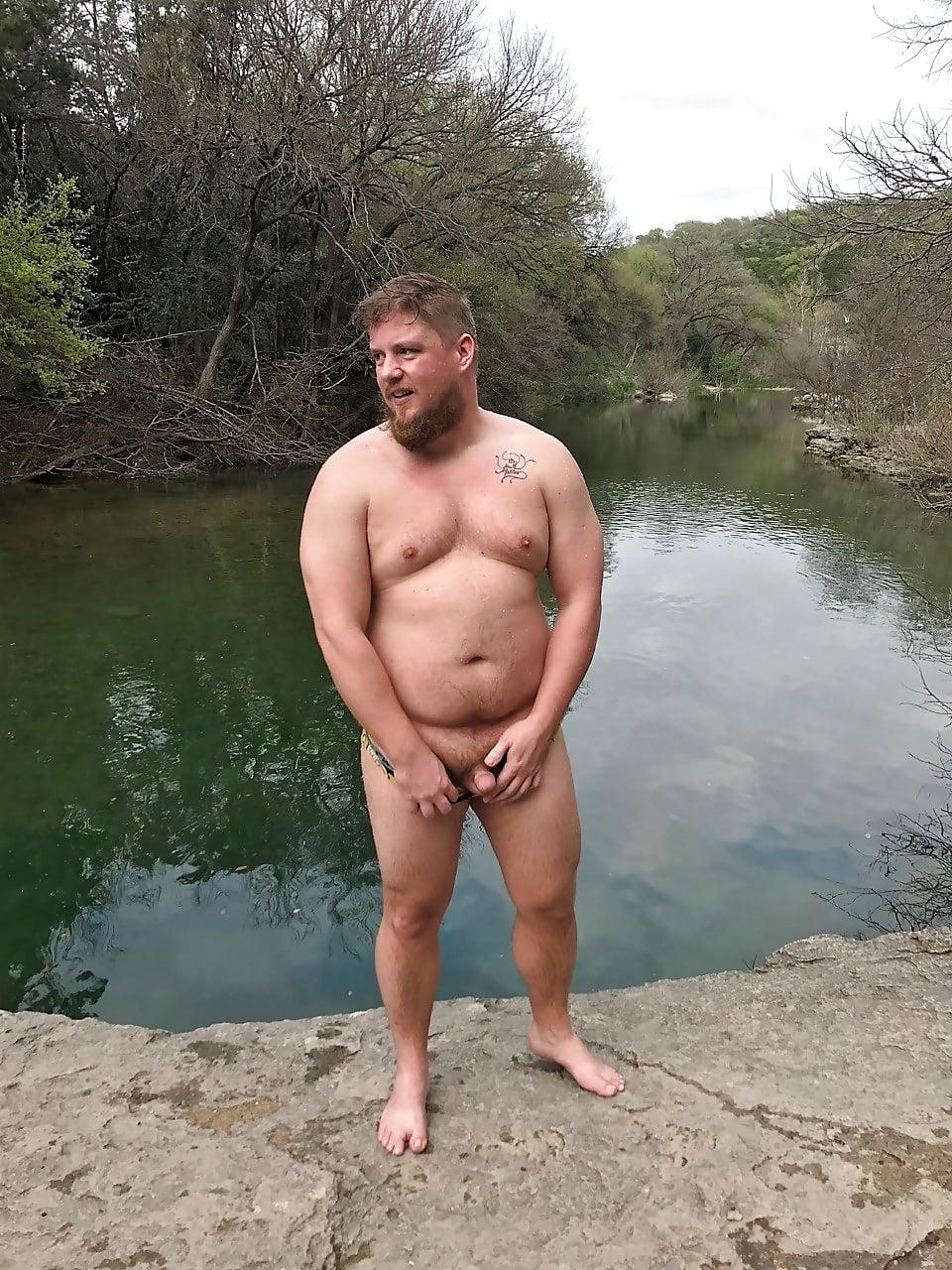 Gay men big daddy hairy chest bear hot guys style muscle boy facial hair mens underwear