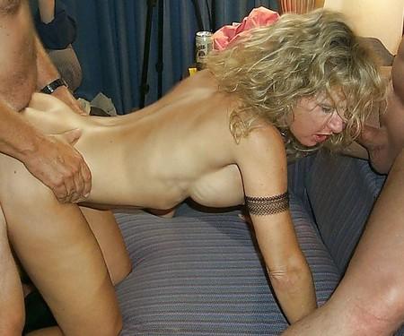 Strap on penetration