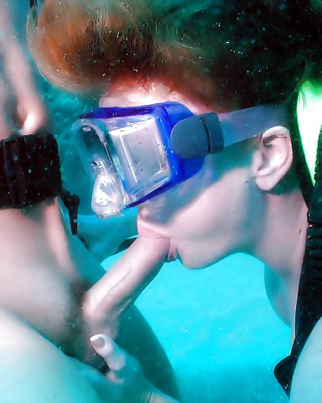 Underwater xxx porn