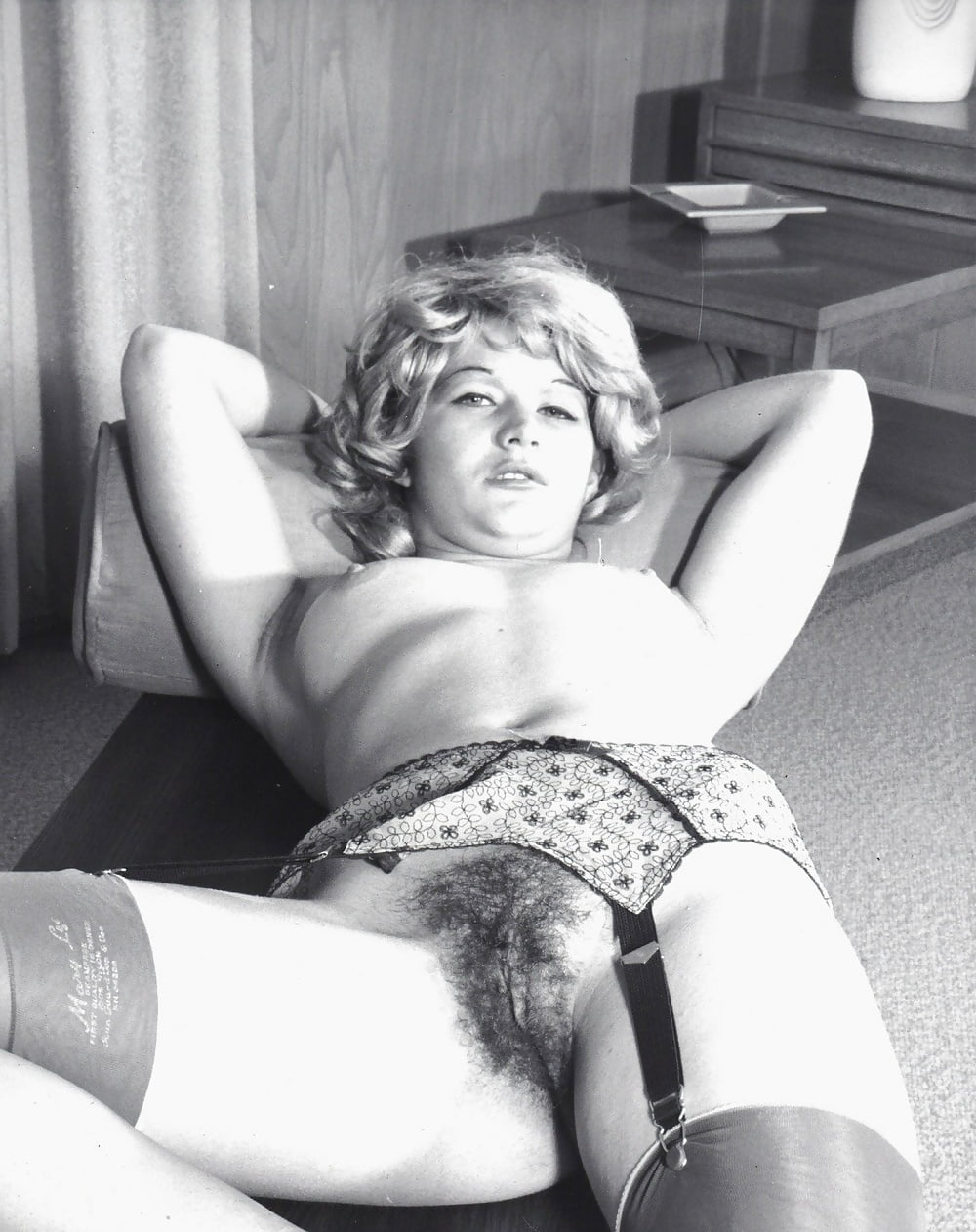 Vintage hairy mature lady pics — 15