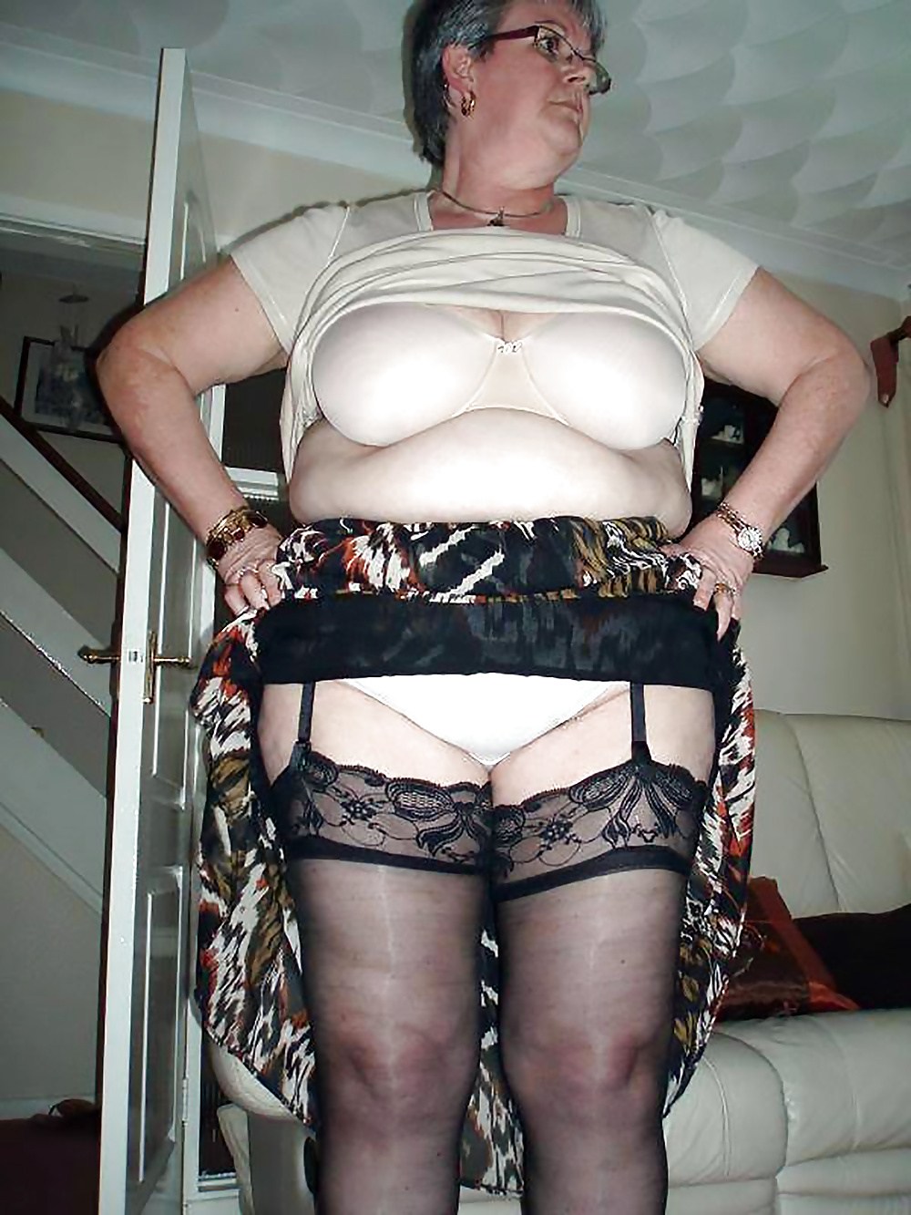 старушки секс в нижнем белье