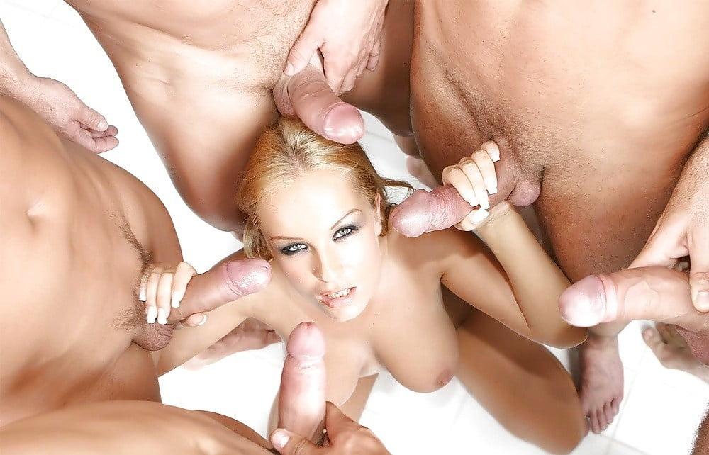 Ей нравится когда в ней сразу несколько членов, онлайн порно фильм крем