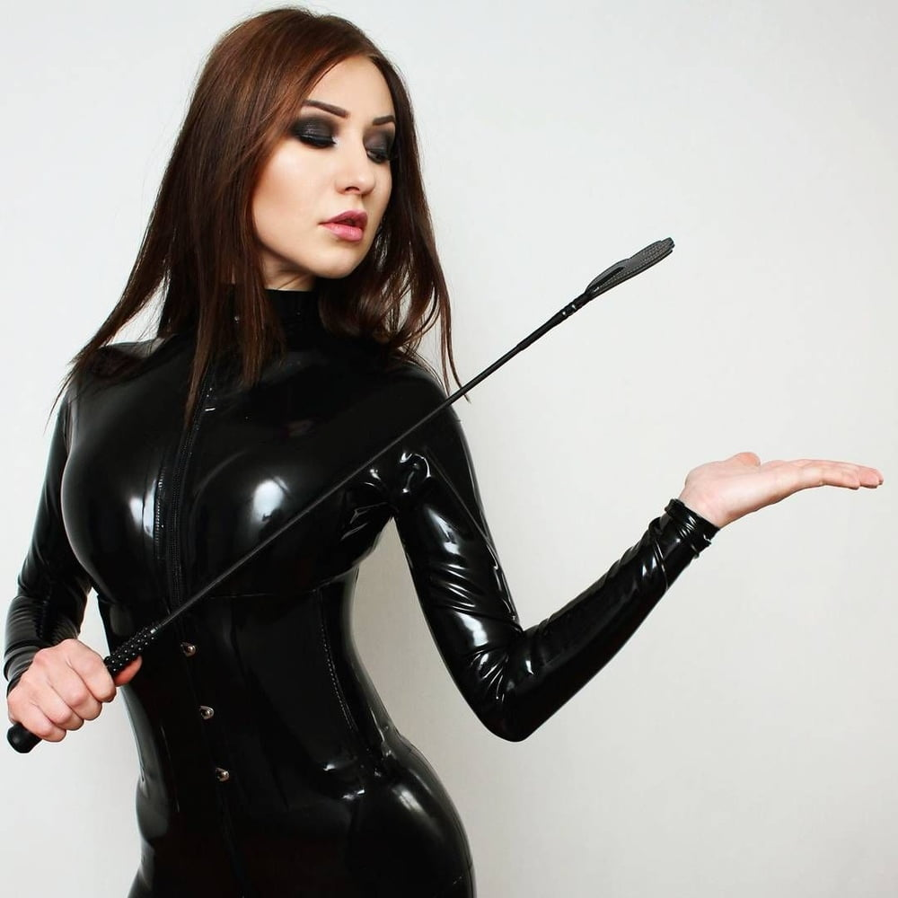 Femdom Cock Whipping Crop
