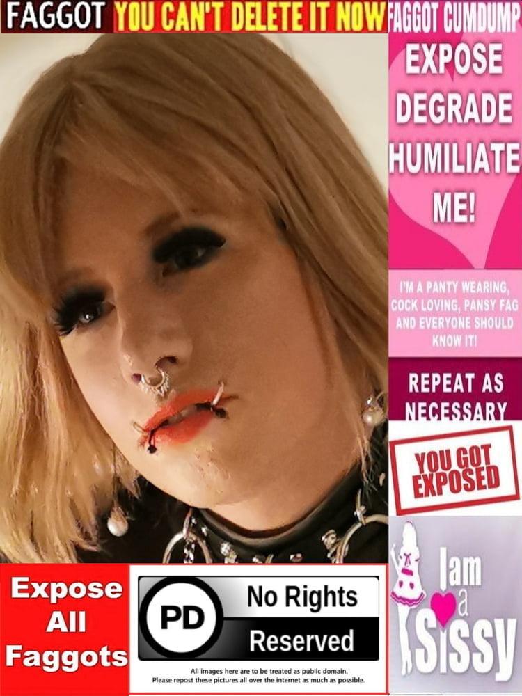 "Sissy sluts exposed"" sissy cindy 2 - 15 Pics"