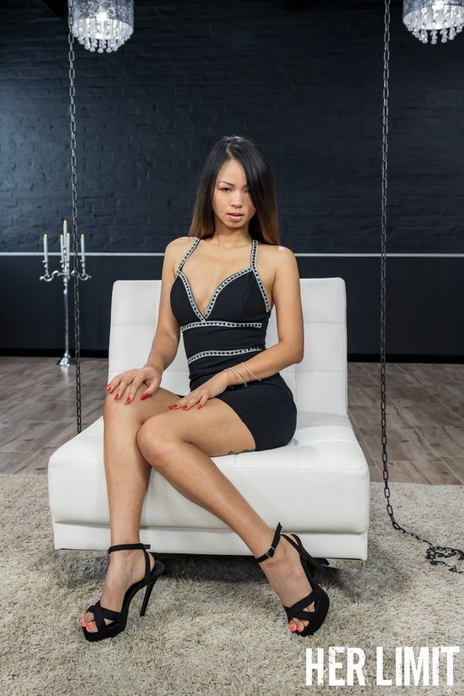 Asian Babe Jureka Del Mar Hard Ass Fucked By Big Fat Cock