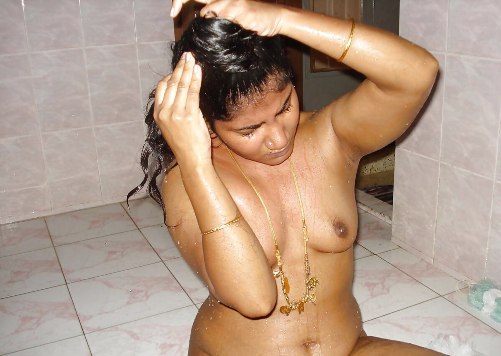 Telugu aunties nude in bathroom sex — photo 6