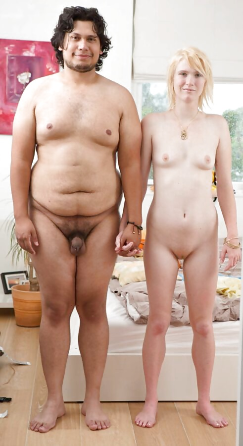 young naked couples